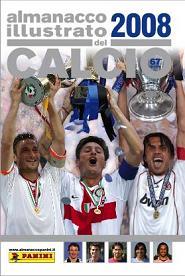 """""""Almanacco Illustrato del Calcio 2008″"""