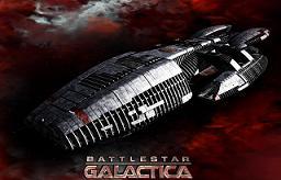 """Battlestar Galactica"" 4"