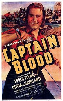 """""""Captain Blood"""""""
