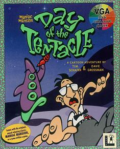 """Day of the Tentacle"""