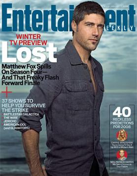 """Entertainment Weekly"", 11 gennaio 2008"