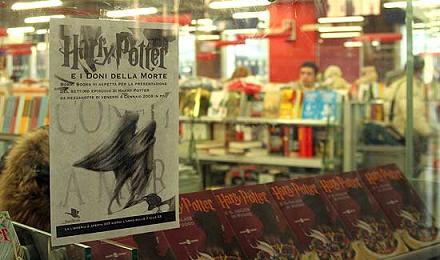 """Conto alla rovescia per l'ultimo """"HarryPotter"""""""