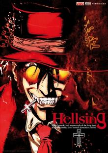 """Hellsing - DeLuxe Edition"""