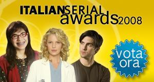 Italian Serial Awards 2008