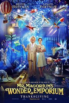 """""""Mr. Magorium's WonderEmporium"""""""