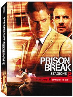 """""""Prison Break - Stagione 2: Parte 2 - Episodi 13-22″"""