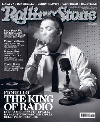 """""""Rolling Stone"""", febbraio2008"""