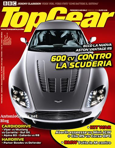 """Top Gear"", febbraio2008"