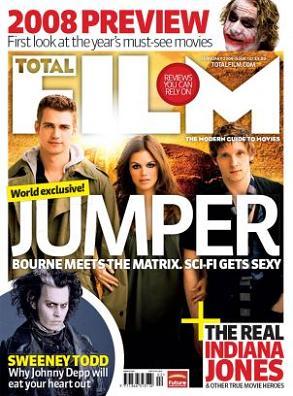 """Total Film"", febbraio 2008"