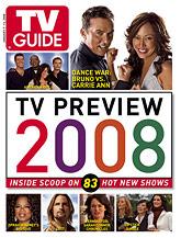 """TV Guide"", 1° gennaio 2008"