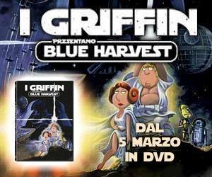 """Dal 5 marzo """"I Griffin presentano: Blue Harvest"""""""