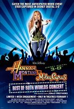 """""""Hannah Montana/Miley Cyrus: Best of Both Worlds Concert Tour"""""""