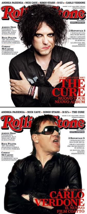 """Rolling Stone"", marzo 2008"