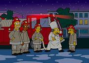 """I Simpson, """"Pompieri eladri"""""""