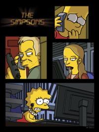 """I Simpson, """"24 minuti"""""""