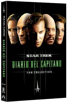 """Star Trek - Diario del Capitano - Fan Collection"""