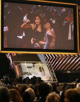 Grammy Awards 2008, Amy Winehouse