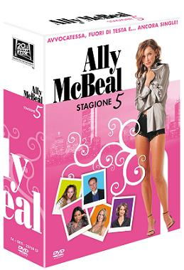 """Ally McBeal - Stagione 5"""