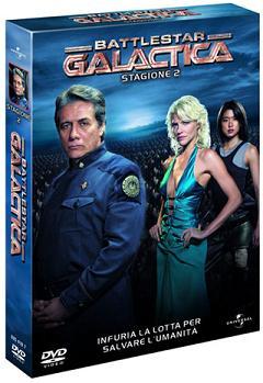 """""""Battlestar Galactica - Stagione 2"""""""