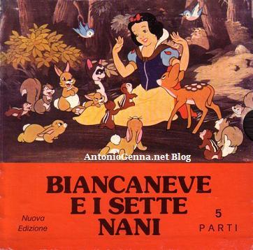"""La versione pirata Super 8 del classico Disney """"Biancaneve"""""""