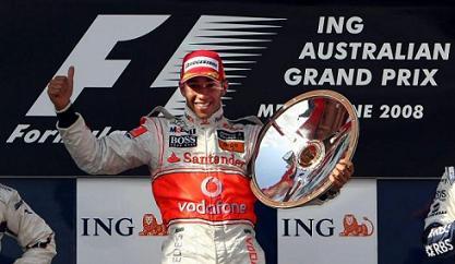 F1, G.P. d'Australia - VinceHamilton