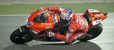 MotoGP del Qatar - TrionfaStoner