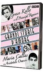 """Grace Kelly e il principe Ranieri, Maria Callas e Aristotele Onassis"""""""