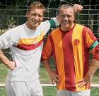 """I Cesaroni 2″, Totti e Amendola"