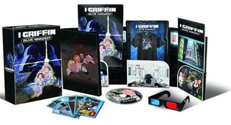 """I Griffin presentano """"Blue Harvest"""", edizione speciale"""