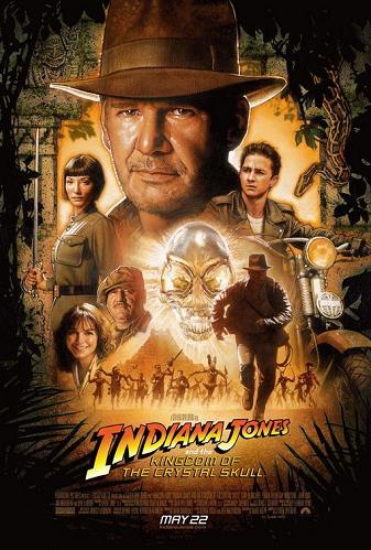 """Indiana Jones and the Kingdom of the Crystal Skull"""