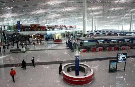 Nuovo terminal aeroportuale aPechino