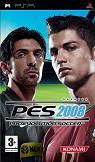 """""""Pro Evolution Soccer 2008″PSP"""