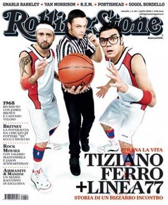 """Rolling Stone"", aprile 2008"