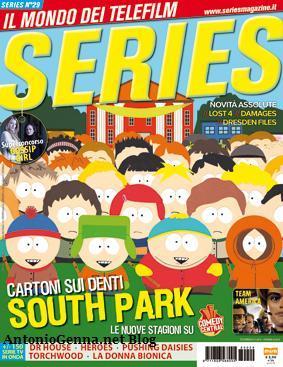 """""""Series"""", aprile 2008"""