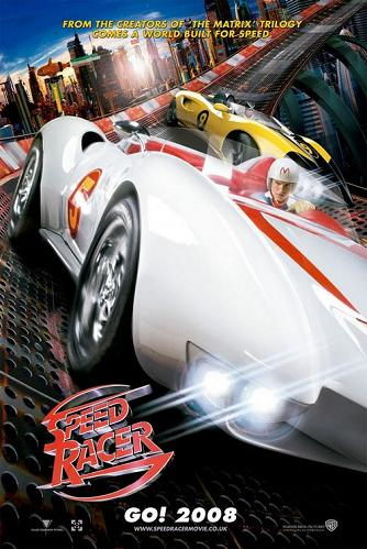 """Speed Racer"""