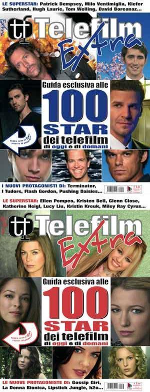 """Telefilm Extra"", inverno 2007"