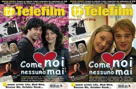 """""""Telefilm Magazine"""", marzo 2008"""