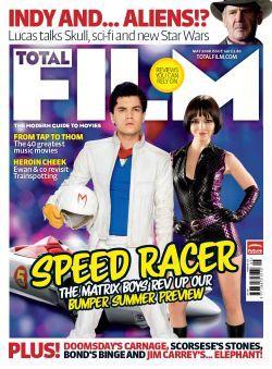 """""""Total Film"""", maggio 2008"""