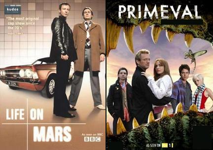 Life on Mars e Primeval