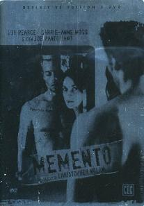 """Memento - Definitive Edition 2 DVD"""