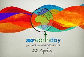 Sky Earth Day