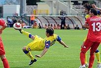 Il gol di Maurizio Ciaramitaro