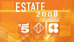 L\'estate 2008 Mediaset