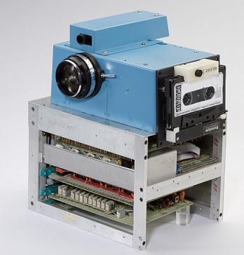La prima fotocamera digitale