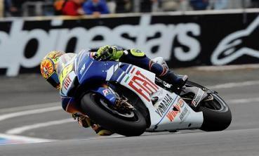 MotoGP - G.P. di Francia - 90a vittoria per Valentino Rossi