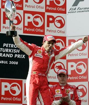 F1, G.P. di Turchia - Vince Massa