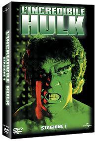 L\'incredibile Hulk (Universal) - stagione 1