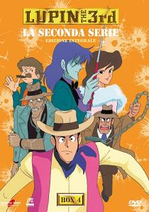 """Lupin the 3rd - La seconda serie, edizione integrale - Box 4\"""