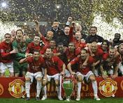 Manchester United campione