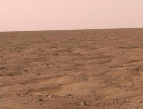 La sonda Phoenix su Marte